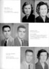 BHS Seniors, 1958, page 2: Merle Bryan, Betty Burkhalter, Edward Carter, Ray Chambers, Roy Gene Chambless, Wanda Clanton.