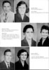 BHS Seniors, 1958, page 13: Perry Harrell, Lucy Purvis, Nelie Jo Purvis, Janice Ray, Jimmy Roberts, Carolyn Virginia Robinson.