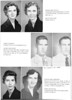 BHS Seniors, 1958, page 3: Bonnie Gene Clyatt, Betty Jane Cook, Harry Cornelius, Jackie Carol Dove, Martha Nell Durrance, Doris Ann Duvall.