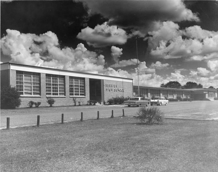 Berrien High School 1961