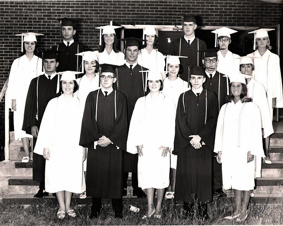 Berrien High School - 1966-67