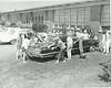 1968 Oct car wash at BHS