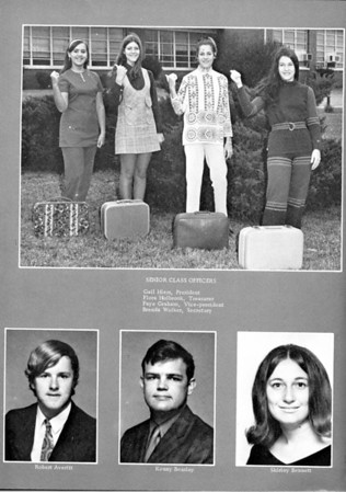 Berrien High School - 1970-71
