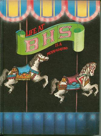 Berrien High School - 1984-85