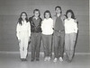 1984-85 BHS Beta Club Officers