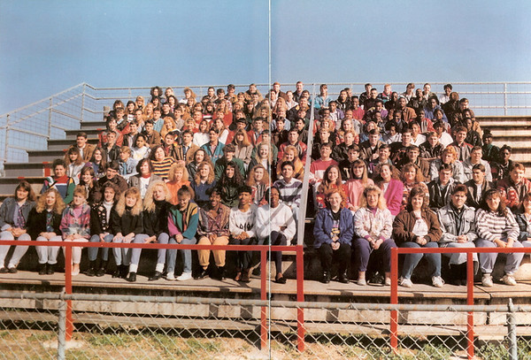 Berrien High School - 1992-93