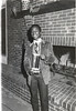 1983 May - Leon Richardson BHS Drum Major