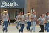 2001 HC Parade - band members