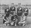 1960-61 BHS Band Officers (from yearbook)