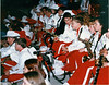 1997-98 BHS Band candid 2