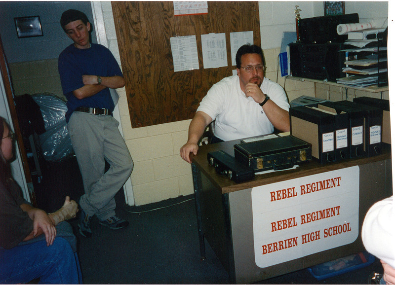 1997 or 98 BHS Band office