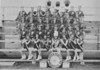 1960-61 BHS Band (from yearbook)