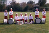1997-98 Percussonists