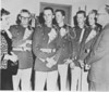 1960-61 BHS Band Post Office Dedication (from yearbook)