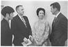Hardeman, Johnson, Kent, and Mathis - Leadership Clinic at BHS, November 1970