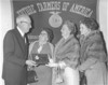 FFA Honorary Chapter Farmer Nov 1969