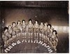 1964-65 Berrien Rebelletes: Dianne Ray, Karen Rutherford, Peggy Heath, Linda Roberson, Patsy Giddens, Suzanne Gaskins, Beth Taylor, Gwen Rowan, Anne Whidden, Gail Quinn, Carleen Chambless, Sandra K. McMillan (Courtesy of Becky Taylor)