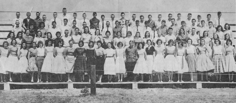 Berrien High School Class of 1959