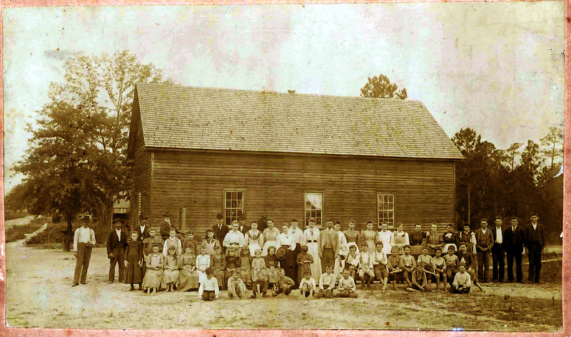 Sparks School 1894