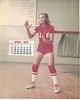 """1972 04 Judy McNabb (color)<br /> <br /> Area of Contribution:  athlete<br /> <br /> Time Period of Contribution:<br /> <br /> Teams Associated With:BHS basketball<br /> <br /> Awards/Highlights:<br /> 1971 – BHS basketball Most Improved award … 1972 – member of state AA champion girls basketball team … BHS basketball Most Valuable Player award … BHS basketball Spirit award … Berrien Press Calendar Girls April 1972 … selected """"Most Athletic"""" girl by senior class"""