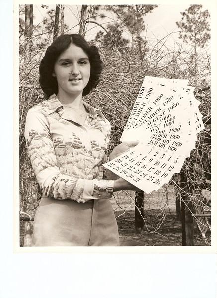 1980 01 Rhonda Kent