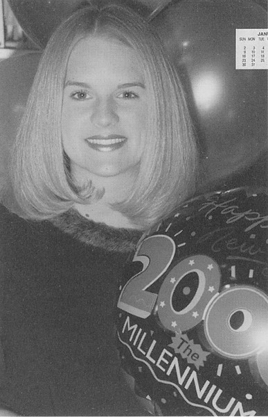 2000 01 from yearbook - Kacey Towson