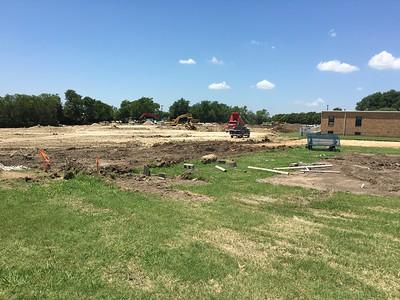 Birdville Elem. Construction Update June 22, 2016