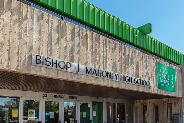Bishop J. Mahoney High School