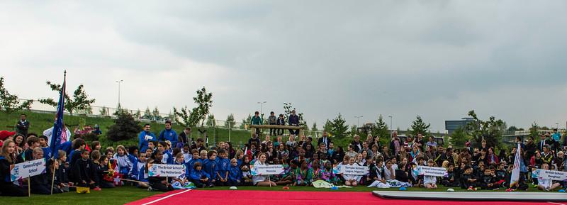 COBIS Opening Ceremony 2013