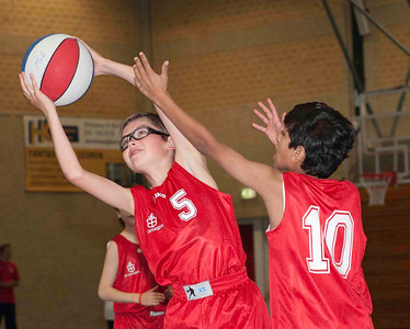 COBIS Games day 1 - Basketball