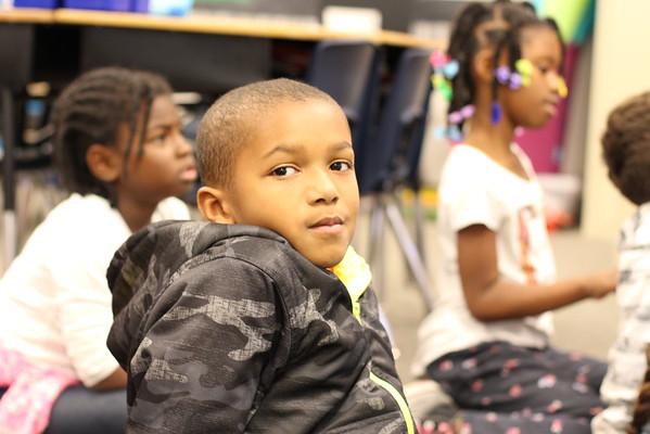 Callison School Showcase 3/2/16
