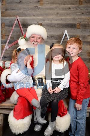 Camelot DC Santa and Me 2016