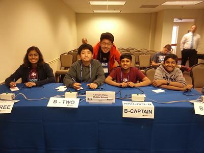 04-28-2014 Canyon Vista Science Bowl Team places ninth nationally