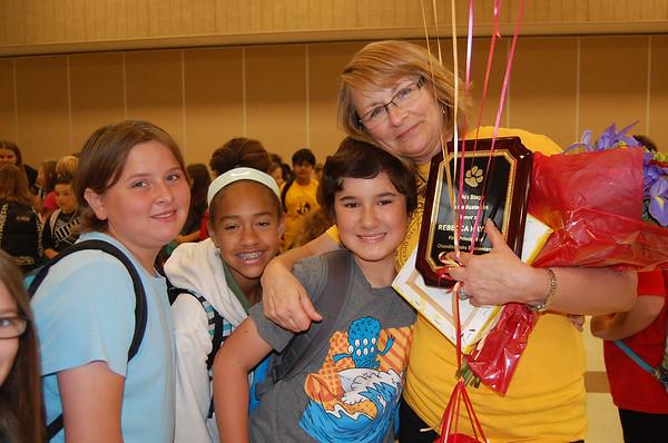 05-23-2014 Rebecca Haynes retirement assembly at Chandler Oaks