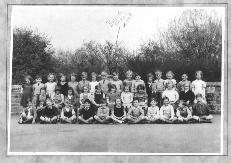 <font size=3><u> - School Group -  c1952 </u></font> (BS1366) 1. Rodney Vestley; 2. Anthony Newell;  3. Susan Nene;  4. Paul Tufkins; 5. ?; 6. Derek Branigan;  7. Angela Brown;  8. Michael West;  9. David Fitch; 10. Margaret Salt;  11. ?;  12. Christine Hudspeth; 13. David Young; 14. ?; 15. Christopher Stringer;  16. Selena Bonner?  17. Doreen Thomas; 18. Pauline Moody; 19. Mary Hudspeth;  20. ? Nuwe;  21. Janet Hutchins;  22. Angela Hussey; 23. Daphne Passey;  24. Lyn Newman;  25. Nita Sharman; 26. Daphne Farmer?; 27. ?  28. ?;  29. John Flower;  30. Lesley Fruin; 31. ?; 32. ?;  33. ?;  34. Roger Chapman;  35. ?; 36. Richard Harbour;  37. ?;  38. Belcher