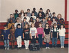 1994-95 4th Grade - Marta Jones<br /> <br /> Bottom Row: (Left-Right) Jimmy Gyr, Lacisha Tillman, Geoffrey Mikell, (Female Unknown), Clay Davis, Lindsey Walker, Ursula Murray (her last year and then moved), Nick Barker, and Logan Fullerton<br /> 2nd to Last Row: (Left to Right) (Female, Unknown), John McClain, (Male Unknown), (Female Unknown), Chris Hughes, Kyle Kelly, Karen Staines, Tara Brantley<br /> Next Row: (Left-Right) (Male Unknown), Ramon Reyes, Jennifer Luke, (Male Unknown), Ashley Williams, (Unknown), (Myself) Jonathan Stokes, Teacher<br /> Top Row: (Female Unknown), (Female Unknown), Alex Brown, Charles Carlier, Tosha Jones, and Karen Staines<br /> <br /> Photo and information provided by Jonathan Stokes.