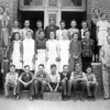 Enigma Consolidated High School, 1936, 7th Grade. Identifications needed.