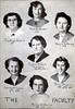 Jordan 1953 Faculty