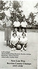 New Lois Girls' Basketball Team 1937-38: Maxie Patten, Edna Bennett, Myrtice Jordan, Hazel Ray, Hazel Fletcher, Alma Luke, Lucile Noles.