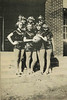 Poplar Springs, 1953 Girls Basketball team. Teammates listed in the 1953 yearbook are: Maudine Ray, Shirley Kent (captain), Reba Rowan, Sally Brogdon, Jessie Mae Luke, Ardella Warren, Bernice Purvis, Zettie Lee Boyd, Virginia Harrell, Natalie Guthrie, Freda Sirmans, and Ruth Warren. Coached by Coach Skinner.
