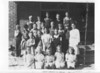 Poplar Springs School 1943-44 3rd Grade<br /> Bottom Row, Left to Right: Unknown, Ava Nell Faulkner, Mildred Odom, Eloise Boyd, Unknown<br /> 2nd Row, Left to Right: Grace Rowland, Christine Pafford, Unknown, Unknown, Betty Faye Goodin, Teacher Gladys Jones Partin.<br /> 3rd Row, Left to Right: Unknown, L.J. Brogdon, Talmadge Lindsey, Unknown, Gene Gaskins, Unknown, Vernon Rice<br /> 4th Row, Left to Right: Unknown, Unknown, Unknown, Unknown, Unknown<br /> Submitted by Ava Johnson