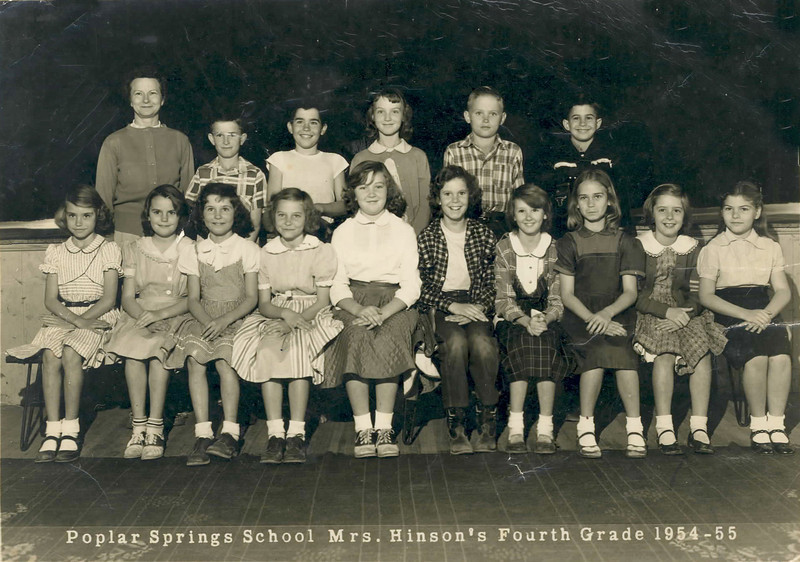 PS 1954-55 4th