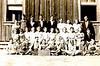 Tygart School, located between Nashville and Alapaha, circa 1936.  If you can identify any of the students and the teacher, please e-mail  berriencountyga@alltel.net