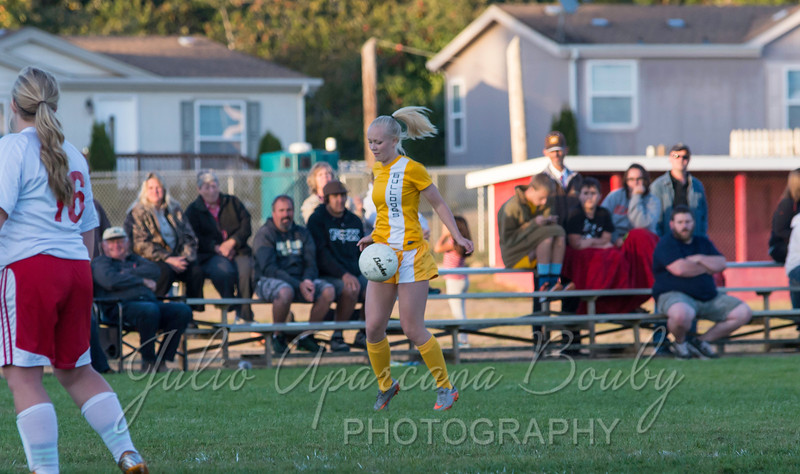 Coquille Girls Soccer - 0454