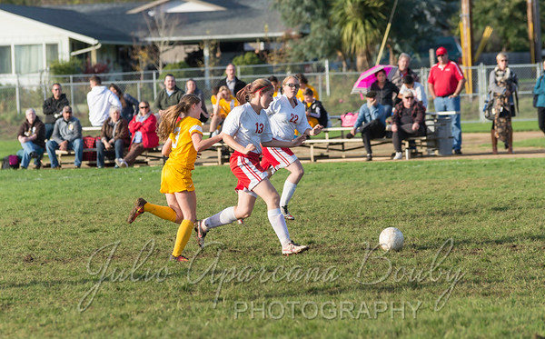 CHS Girls Soccer - 0115