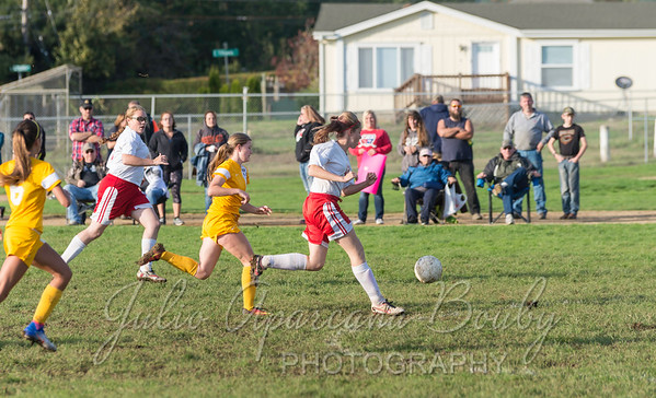 CHS Girls Soccer - 0116