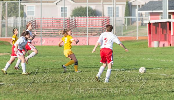 CHS Girls Soccer - 0122