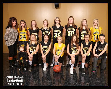 CMS Girls Basketball