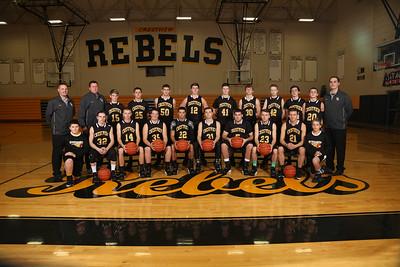 CHS Boys Basketball 2015-2016