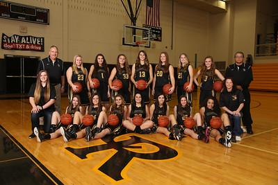 CHS Girls Basketball 2015-2016